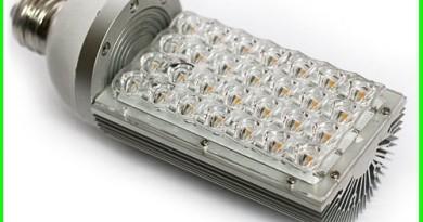 свтодиодная лампа