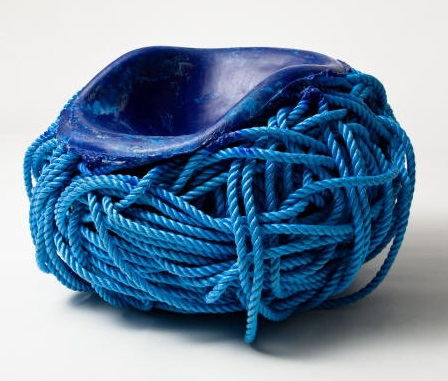 Meltdown Chair_PP Blue Rope