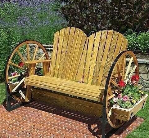 скамейка повозка