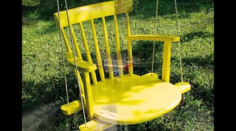 качель стул