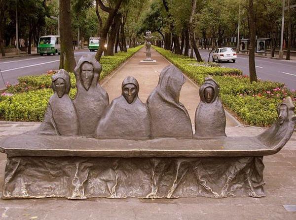 iлавочка скульптура