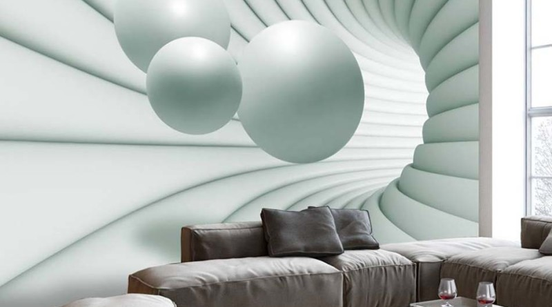 design-interieur-3d-salon-papier-peint
